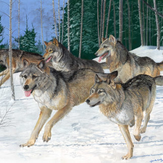 Hot Pursuit by Kenneth Smith
