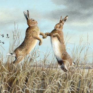 A Frosty Courtship by Mark Chester